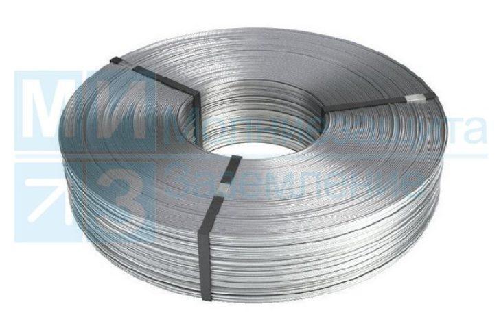 Пруток стальной оцинкованный 8 мм