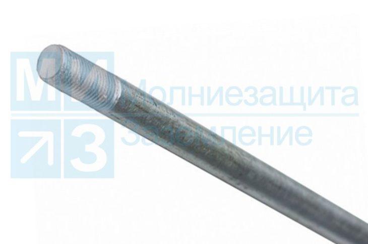 Стержень заземления оцинкованный 16 мм х 150 см