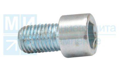 Головка удароприемная 16 мм оцинкованная