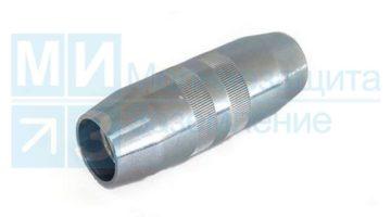 Муфта соединительная 16 мм оцинкованная