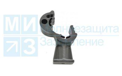 Держатель проводника круглого 8-10 мм, высота 30 мм, пластик