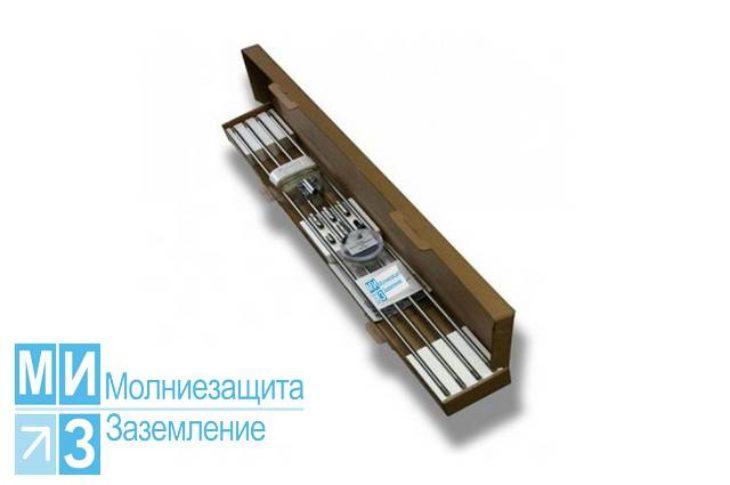 Комплект заземления оцинкованный 4,8 м (1 х 4,8 м)