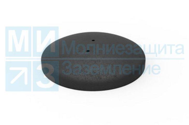 Бетонный утяжелитель для основания молниеприемной мачты d500мм/40кг