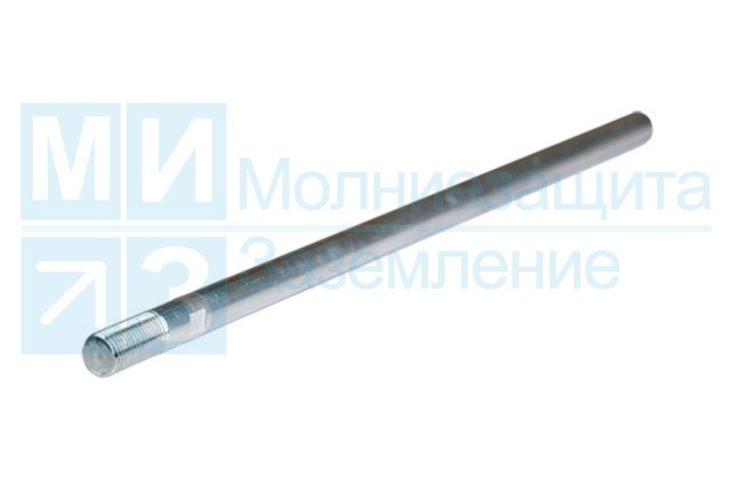 Молниеприемник 4 м алюминиевый, стержневой