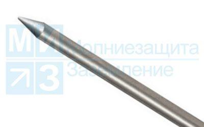 Стержень заземления оцинкованный 16 мм х 150 см стартовый
